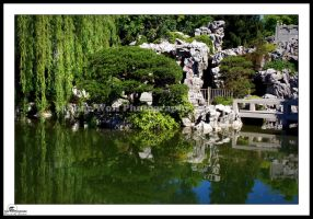 Chinese Gardens 004 by LoneWolfPhotography