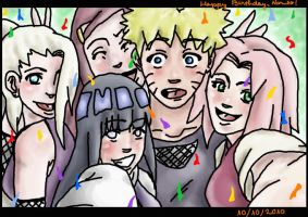 NARUTO - Women that love me - by hinata4ever-alma