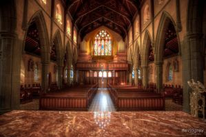 St. Patrick's Cathedral by Grayda