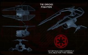 TIE Droid ortho by unusualsuspex