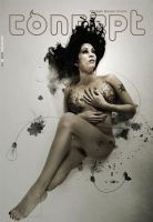 1001 Cover Concept Magz by vdmk844