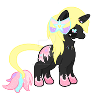 .:~Kawaii Demon Pony Auction~:. {{CLOSED}} by Torri11