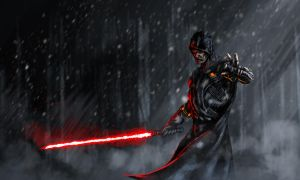 Lightsaber Execution by skyrace