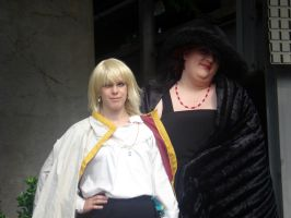 AnimeNEXT : Moving Castle by prettychaos