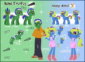Runu Telefly and Imary Artcil Reference Guide by BlitzCaliber