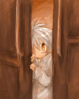 May I come in, please? by hangdok