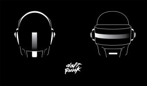 Daft Punk (Poster) by error-23