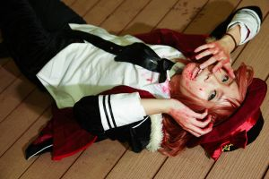 Diabolik Lovers - Sakamaki Raito by Xeno-Photography