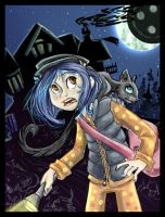 Coraline by sharkie19