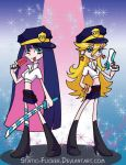 Panty and Stocking by Static-Flicker