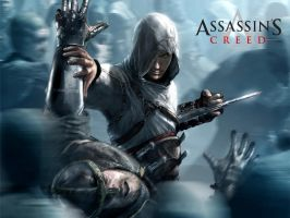 Assassin's Creed 1 by gamergaijin