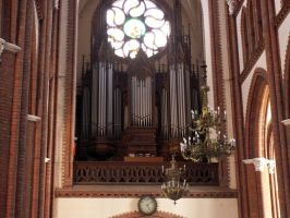 Bialystok - cathedral - organs by kwizar