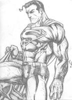 Superman by RudyVasquez