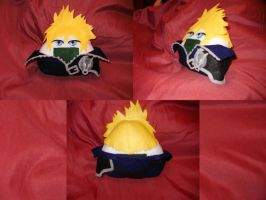 Cosplay Onigiri - Cloud Advent by merlinemrys
