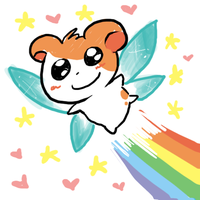 Hamtaro Fairy by Endless-Void