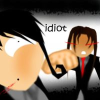 iDiOt : Zombie Related by DomaYuset
