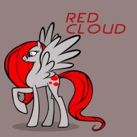 Red Cloud by justinpooh