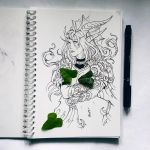 Instaart - Ysera (NSFW on Patreon) by Candra