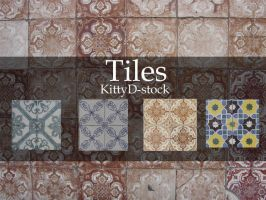 Tiles by Kittyd-Stock