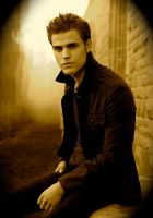 Paul Wesley - Stefan 2 by LaylaSaysHi