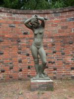 STOCK Statue7 by Inilein