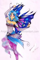 fairy for gma by angelbunny1391