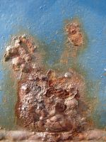 Metal Rust Texture 38 by FantasyStock