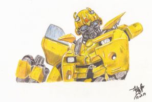 Bumblebee by PIERNODOYUNA