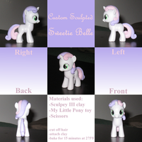 Custom Sweetie Belle by AleximusPrime