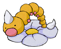 Weedle WWS by the19thGinny
