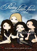 Pretty Little Liars by NickyToons