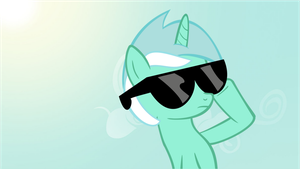 DEAL WITH LYRA by Bronyman1995