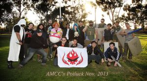 AMCC Group Photo by moonymonster