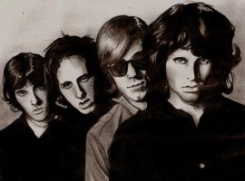 The Doors by Flyverotte