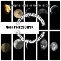 Moon Pack by Frost by FrostBo
