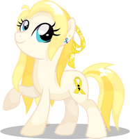 :CLOSED: Charity Adopt - Hopeful Light :CLOSED: by equinepalette