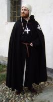Brother Knight Hospitaller 7 by FraterSINISTER