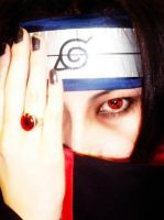 Naruto - Itachi 2 by AsturCosplay