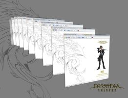 Dissidia Cosmos Wallpapers by MaskedJudas