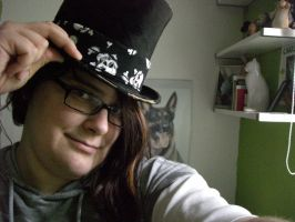 Me and my top hat by Blue-Jay-Kenway