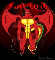Jake Long - American Dragon by SouthernDesigner