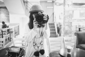 take a picture by leehaneul