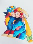 Commission: You're my everything. by adabaii