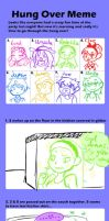 Hung Over Meme by YuzuruDropa