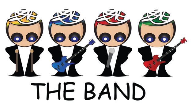 THE BAND by DISILLUSIONEDDESIGNS