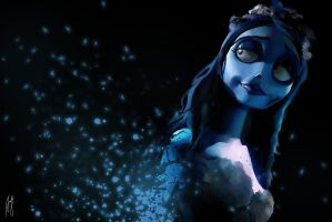 The Corpse Bride by Andreanable