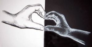 LOVErly hands by t3amo