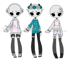 +[C] Outfit Custom: homochilla69+ CarbonSample+ by Hunibi