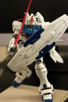 Gundam GP-03 Stamen:Charge by omi-kun