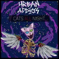 CATS ALL NIGHT by MrMDspb